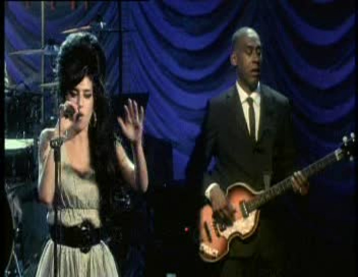 "I Told You I Was Trouble - Amy Winehouse Live In London"" 90 Sekunden"