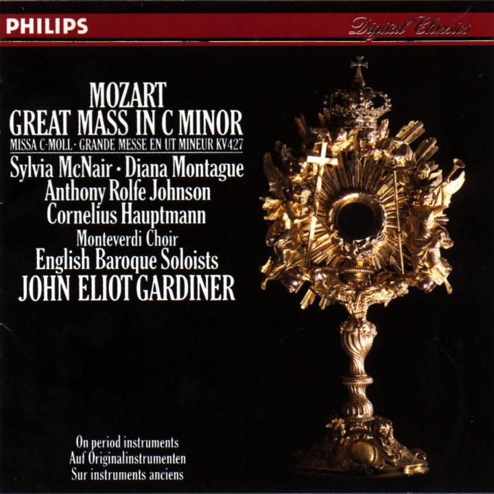 Mozart: Great Mass in C minor 0028942021020