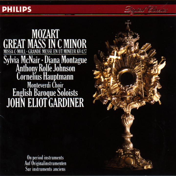 Mozart: Great Mass in C minor 0028942021020