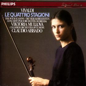 Antonio Vivaldi, Die vier Jahreszeiten, 00028942021624