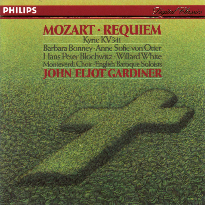 Mozart: Requiem; Kyrie in D minor 0028942019726