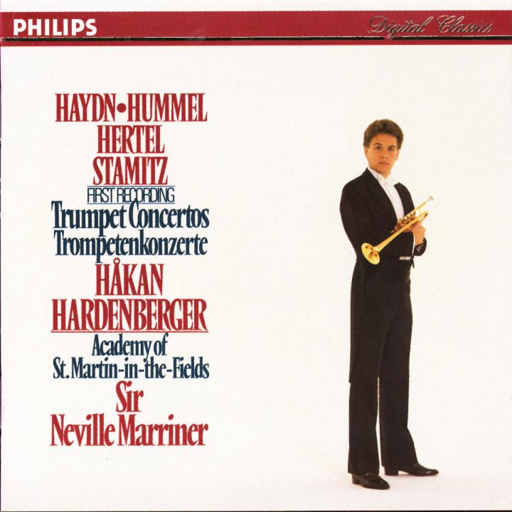 Haydn / Hummel / Hertel / Stamitz: Trumpet Concertos 0028942020328