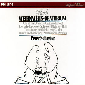 Staatskapelle Dresden, Weihnachtsoratorium BWV 248, 00028942020429