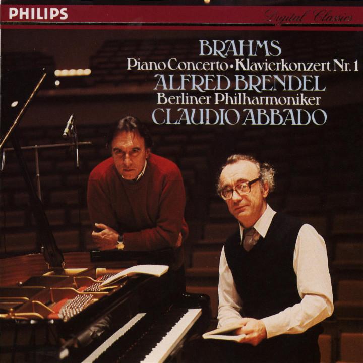 Brahms: Piano Concerto No.1 0028942007123