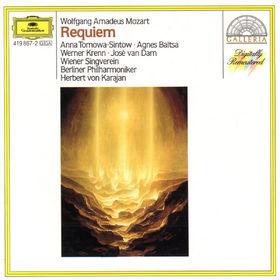 Die Berliner Philharmoniker, Mozart: Requiem, 00028941986726