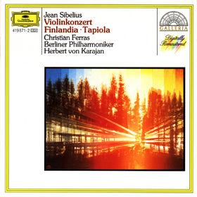 Die Berliner Philharmoniker, Sibelius: Violin Concerto, Finlandia, Tapiola, 00028941987129