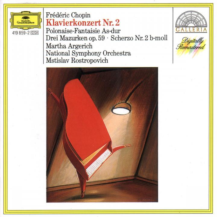 Klavierkonzert Nr. 2 f-moll op. 21; Polonaise-Fantasie 0028941985925