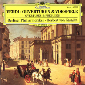 Giuseppe Verdi, Ouvertüren und Vorspiele, 00028941962225