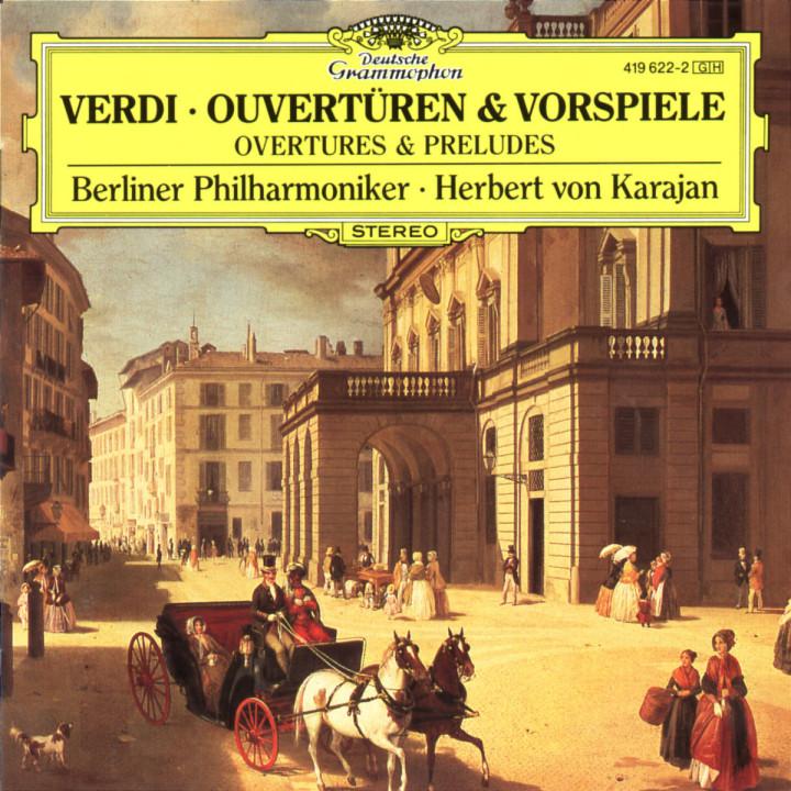 Verdi: Overtures & Preludes 0028941962225