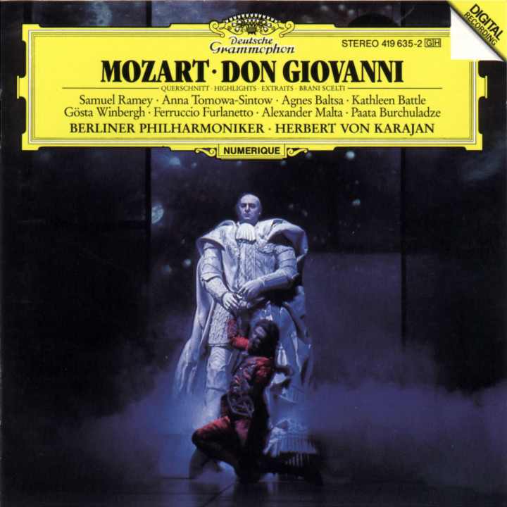 Mozart: Don Giovanni - Highlights 0028941963525