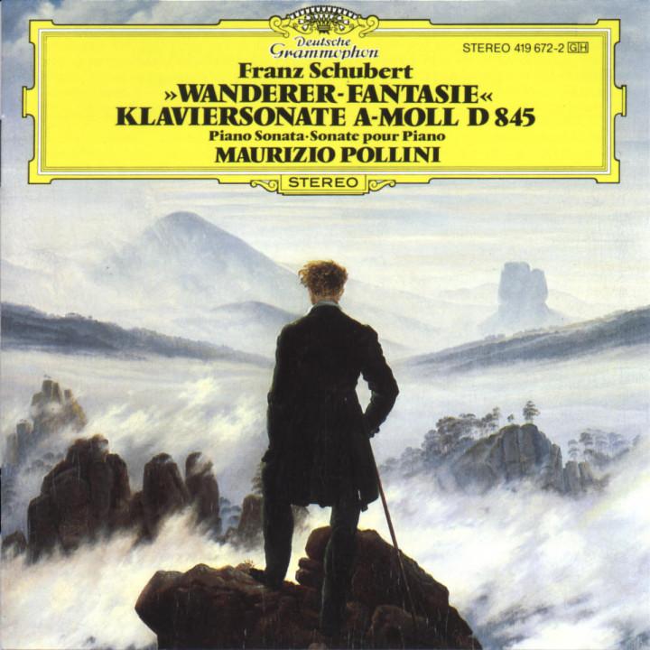 Wanderer-Fantasie; Klaviersonate D 845 0028941967220