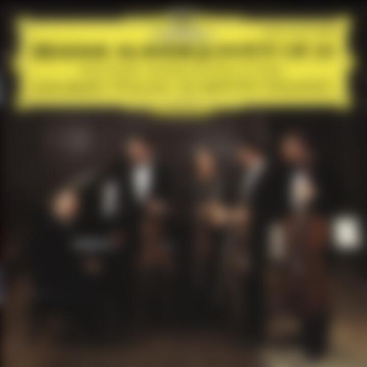 Klavierquintett op. 34 0028941967323
