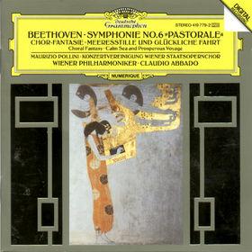 Maurizio Pollini, Sinfonie Nr. 6 F-dur op. 68 Pastorale, 00028941977922