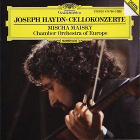 Joseph Haydn, Cellokonzerte, 00028941978622