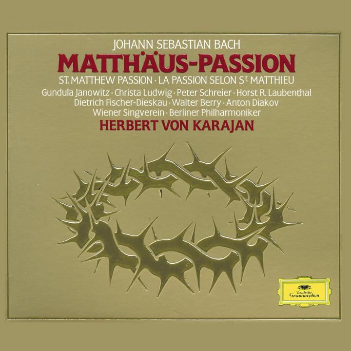 J.S. Bach: Matthäus-Passion 0028941978925