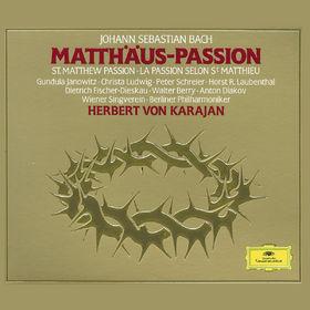 Die Berliner Philharmoniker, Matthäus-Passion BWV 244, 00028941978929