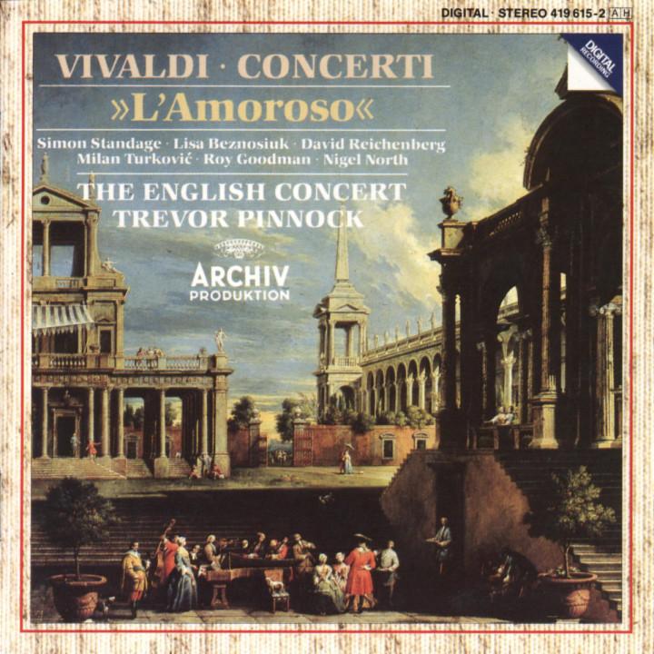 """L'amoroso"" - Concerti 0028941961523"