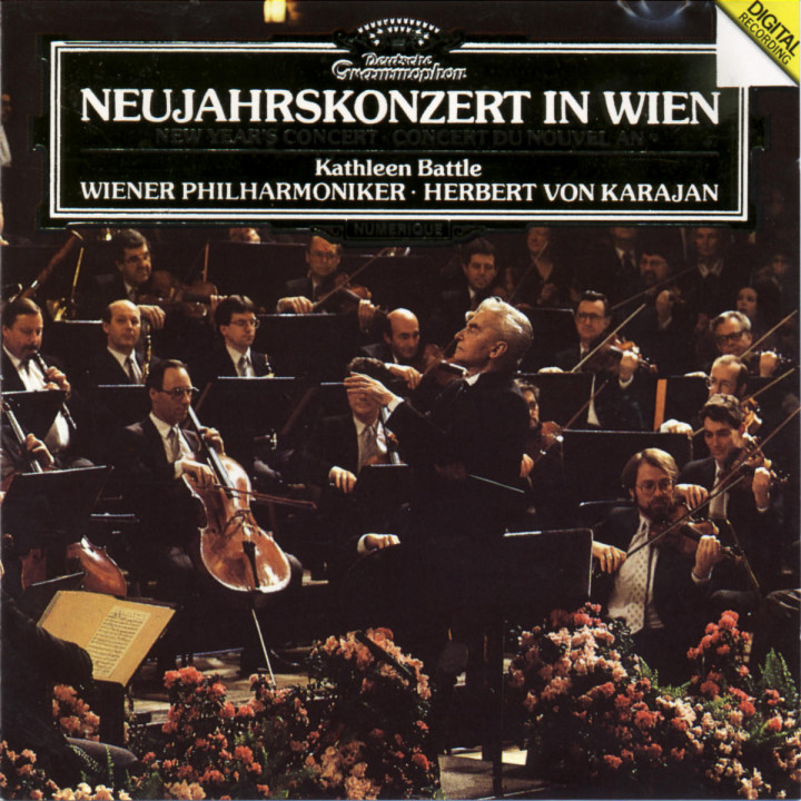 New Year's Concert in Vienna 1987 0028941961626
