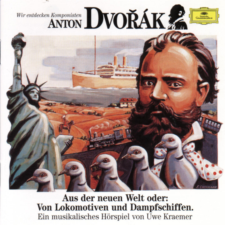 Wir Entdecken Komponisten - Antonin Dvorak (Ein Musikalische 0028941957320