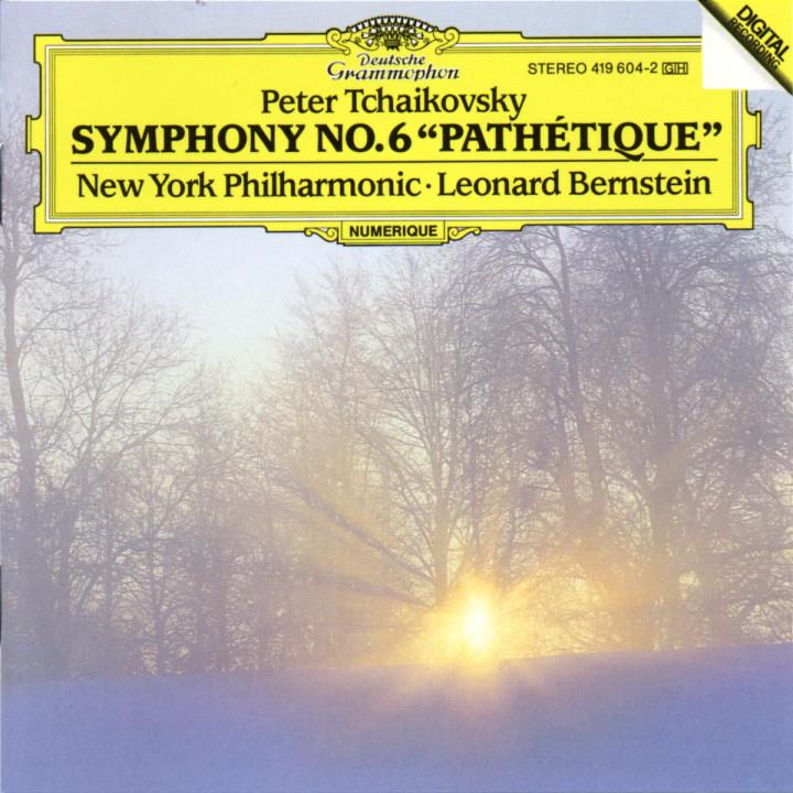 "Sinfonie Nr. 6 h-moll op. 74 ""Pathétique"" 0028941960429"