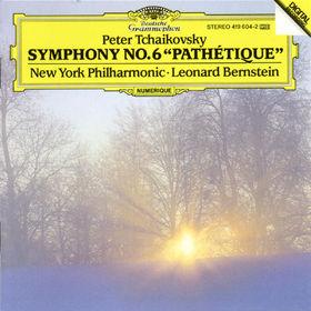 Peter Tschaikowsky, Sinfonie Nr. 6 h-moll op. 74 Pathétique, 00028941960429