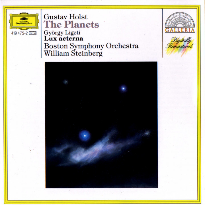 Holst: The Planets / Ligeti: Lux aeterna 0028941947523