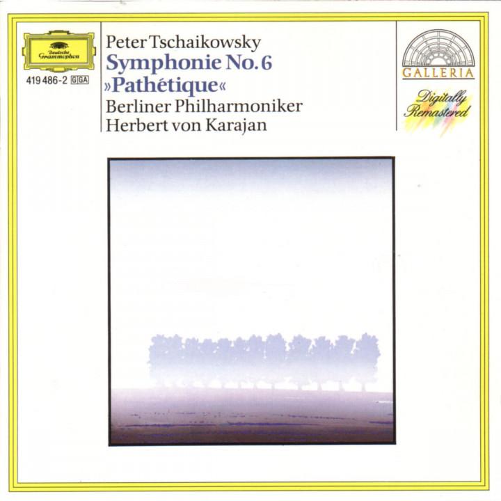 """Tchaikovsky: Symphony No.6 """"Pathétique"""" 0028941948627"""