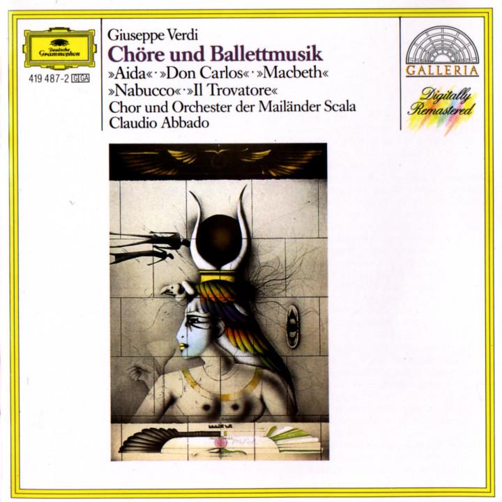 Verdi: Opera Choruses & Ballet Music 0028941948720
