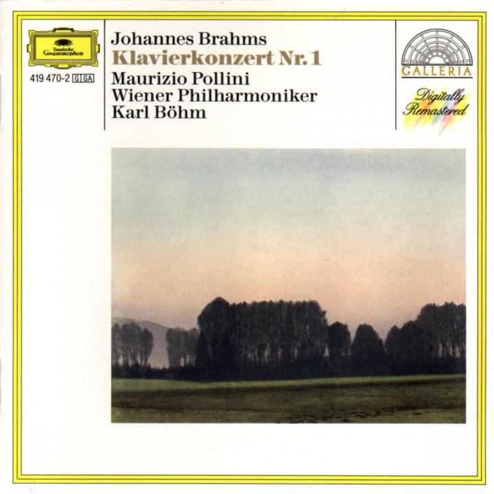Klavierkonzert Nr. 1 d-moll op. 15 0028941947028