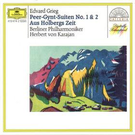 Die Berliner Philharmoniker, Grieg: Peer Gynt Suites Nos.1 & 2, From Holberg's Time, Sigurd Jorsalfar, 00028941947420