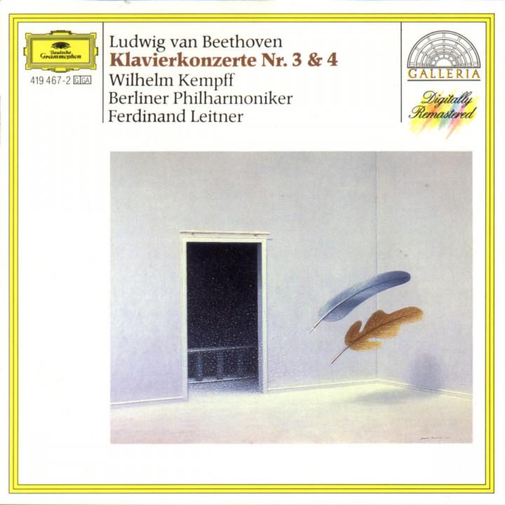 Klavierkonzerte Nr. 3 c-moll op. 37 & Nr. 4 G-dur op. 58 0028941946728
