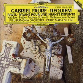Gabriel Fauré, Requiem op.48, Pavane pour une Infante Défunte, 00028941924322