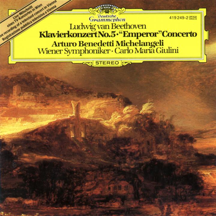 Klavierkonzert Nr. 5 Es-dur op. 73 0028941924926