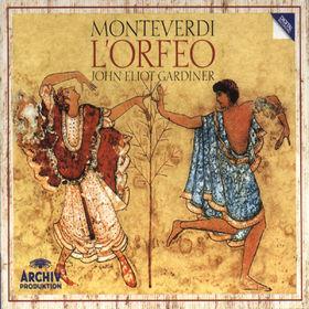 Claudio Monteverdi, Monteverdi: L'Orfeo, 00028941925022