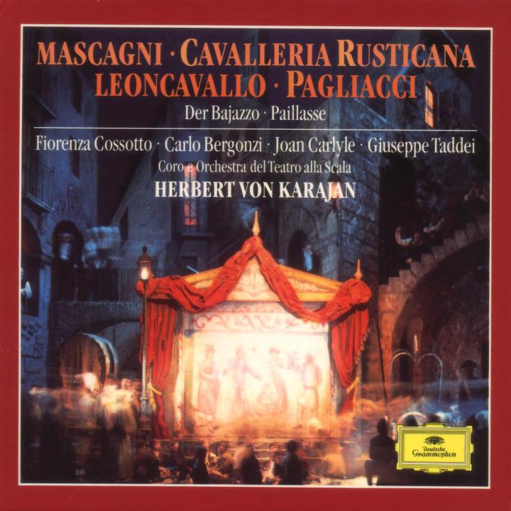 Cavalleria Rusticana; Pagliacci 0028941925721