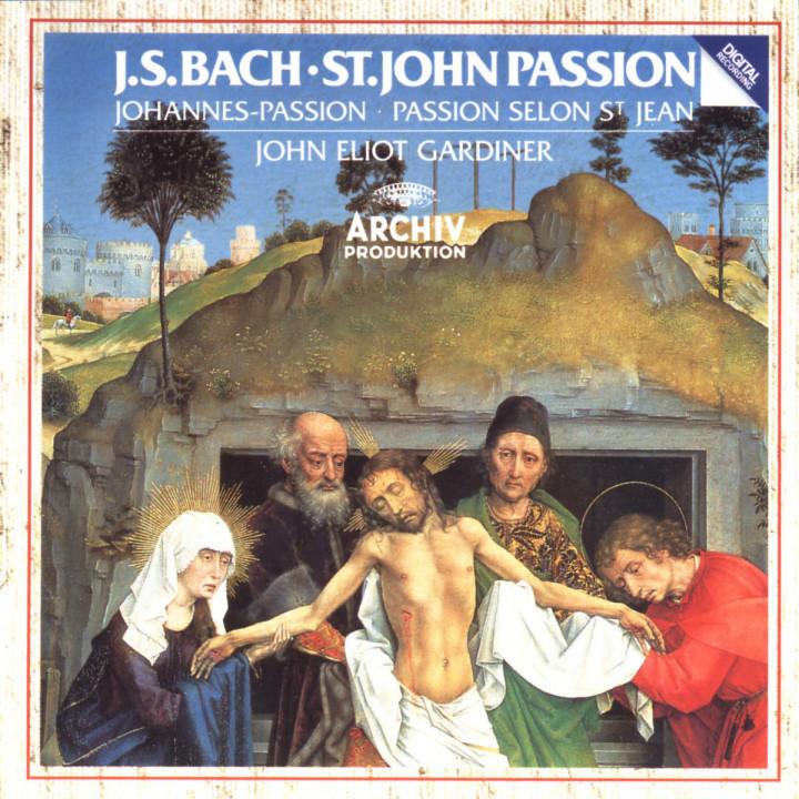 Bach, J.S.: St. John Passion 0028941932422