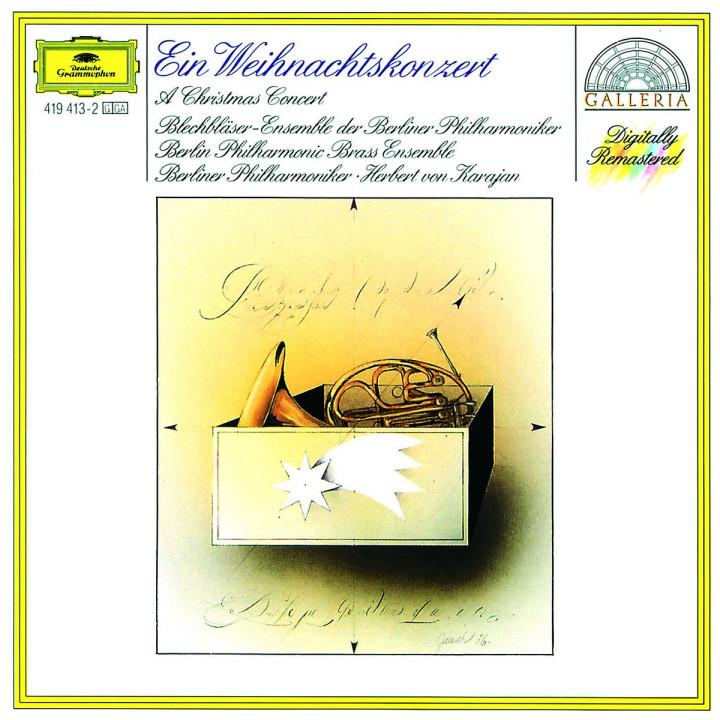 Herbert von Karajan - A Christmas Concert 0028941941321