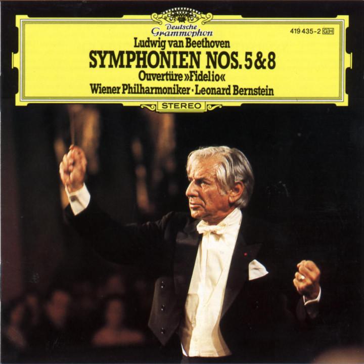 Sinfonien Nr. 5 c-moll op. 67 & Nr. 8 F-dur op. 93 0028941943529