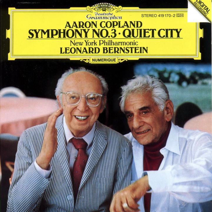 Sinfonie Nr. 3; Quiet City 0028941917029
