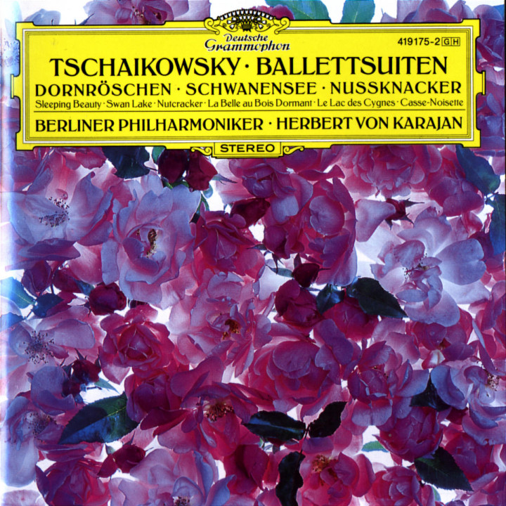 Tchaikovsky: Ballet Suites 0028941917524
