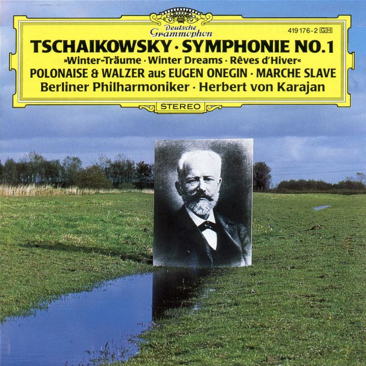 """Sinfonie Nr. 1 g-moll op. 13 """"Winterträume""""; Slawischer Marsch op. 31 0028941917627"""