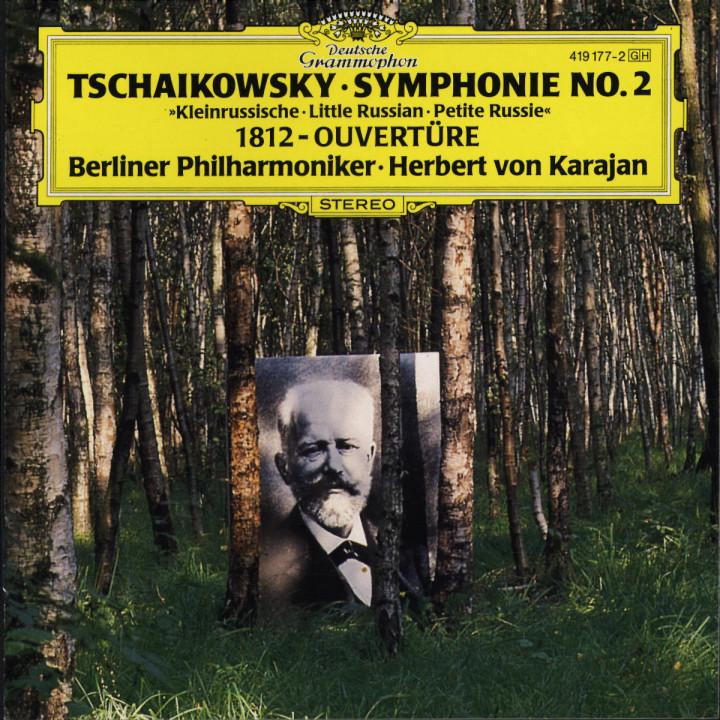 """Sinfonie Nr. 2 c-moll op. 17 """"Kleinrussische""""; Ouvertüre Solennelle """"1812"""" op. 49 0028941917720"""