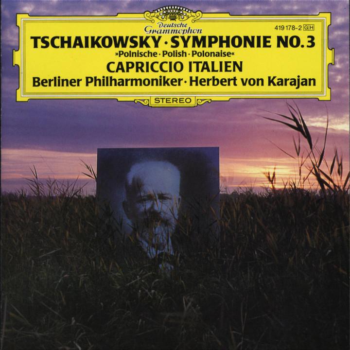 """Sinfonie Nr. 3 D-dur op. 29 """"Polnische""""; Capriccio Italien op. 45 0028941917823"""