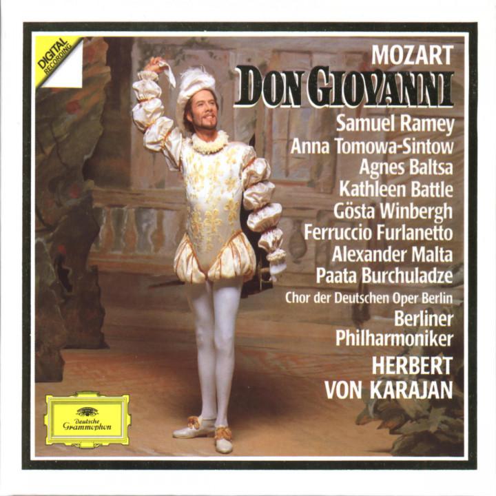 Mozart: Don Giovanni 0028941917926