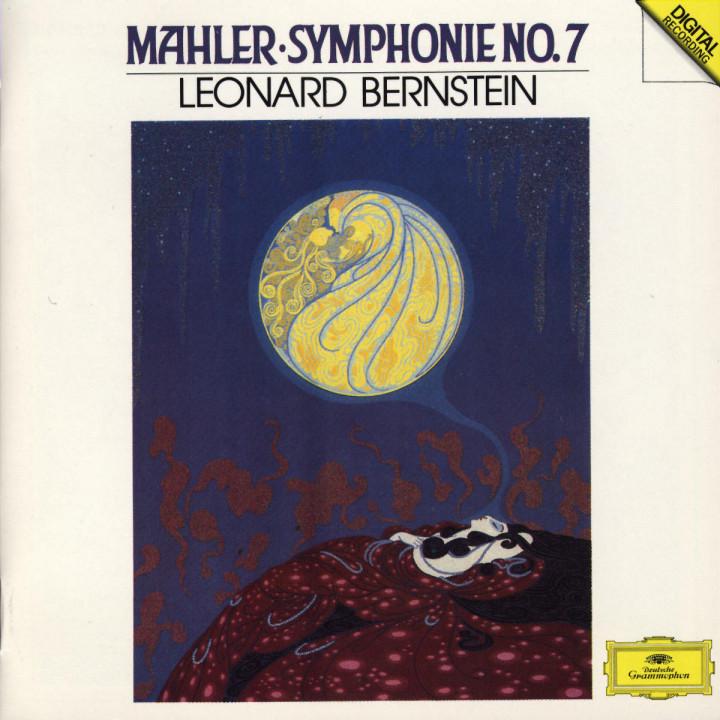 """Sinfonie Nr. 7 e-moll """"Das Lied der Nacht"""" 0028941921129"""