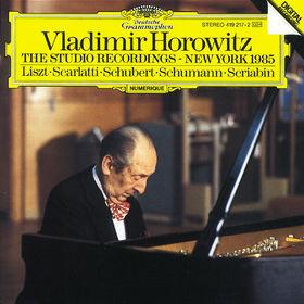 Robert Schumann, Vladimir Horowitz - The Studio Recordings, 00028941921727