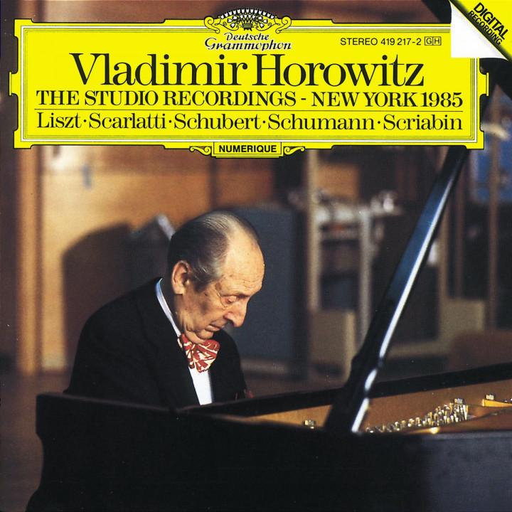 Vladimir Horowitz - The Studio Recordings 0028941921727