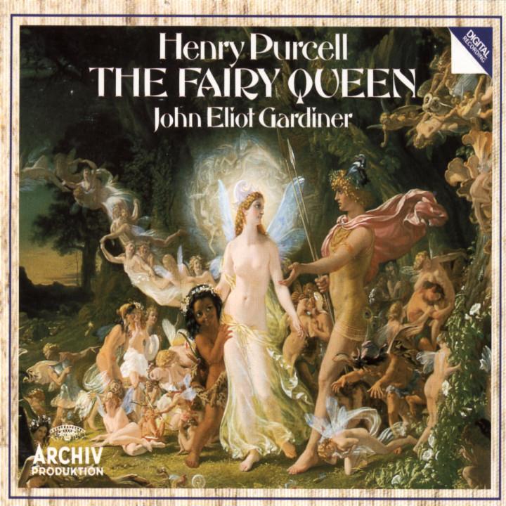 The Fairy Queen 0028941922120
