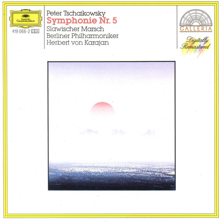 Sinfonie Nr. 5 e-moll op. 64; Slawischer Marsch op. 31 0028941906623