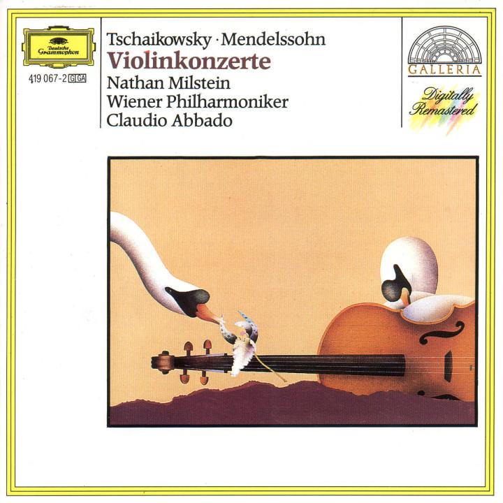 Tchaikovsky / Mendelssohn: Violin Concertos 0028941906726